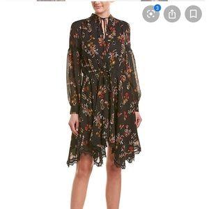 Derek Lam 10 Crosby Handkerchief Dress